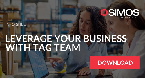 Leverage Your Business with TAG Team Info Sheet