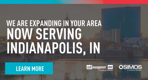 We're expanding in the Indianapolis area