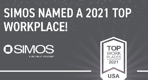 SIMOS Among TrueBlue Companies to Win Top Workplaces in USA Award