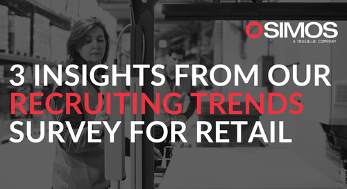 3 insights from our recruiting trends survey for retail