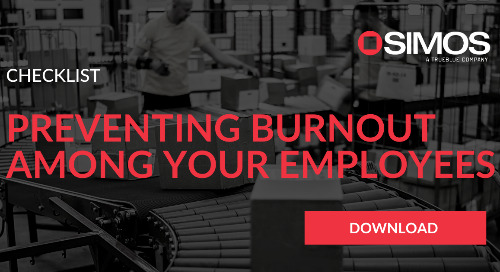 Preventing burnout among your employees [Checklist]
