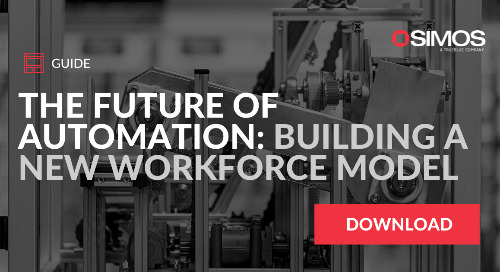 The future of automation: Building a new workforce model [Guide]