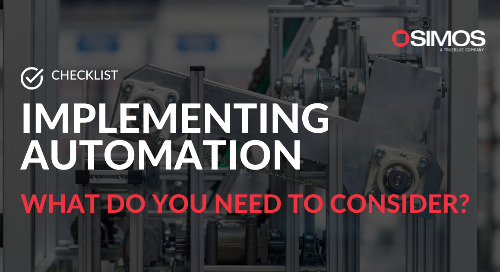 Implementing automation: What do you need to consider? [Checklist]