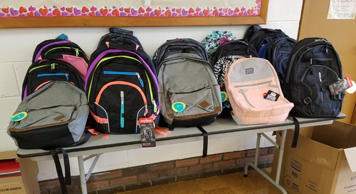 Helping make back-to-school a success