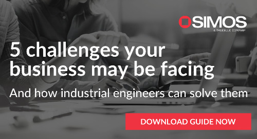 5 challenges your business may be facing and how industrial engineers can solve them