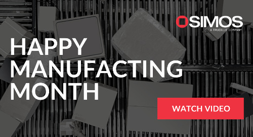 Happy manufacturing month from SIMOS Solutions