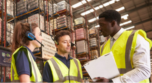 Distribution Centers, Recruiting & Retention: 3 Tips for Keeping Quality Workers