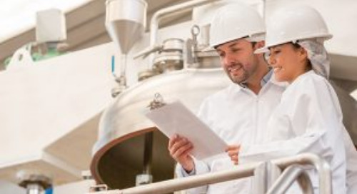 [Manufacturing] Onsite Staffing Program Boosts Accountability & Workforce Quality Case Study