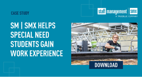 [Manufacturing] Staff Management | SMX Helps Special Need Students Gain Work Experience