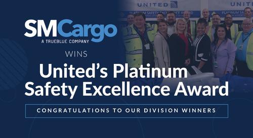 SM Cargo Houston team wins safety recognition award