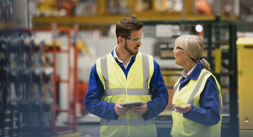 How an onsite staffing partner keeps your workplace safe
