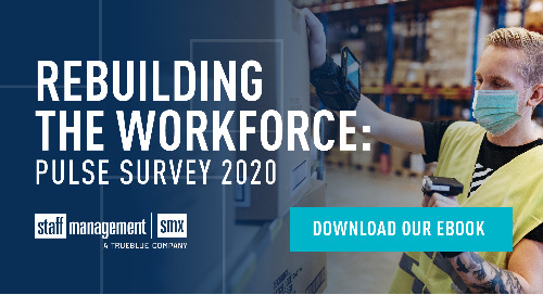 Rebuilding the Workforce: Pulse Survey 2020