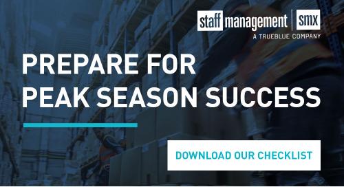 Peak Season Checklist