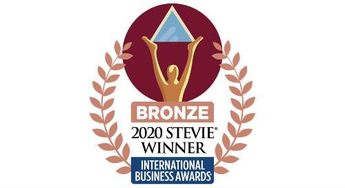 Staff Management | SMX Wins Bronze Stevie® Award in 2020 International Business Awards®