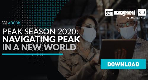 Peak Season 2020: Navigating Peak in a New World