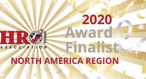 Staff Management | SMX Named Finalist for HRO Today Association Awards