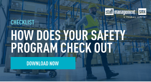 How Does Your Safety Program Check Out [Checklist]