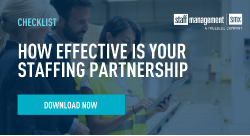 How Effective Is Your Staffing Partnership Checklist