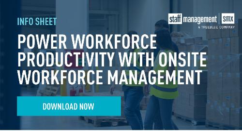 Staff Management Onsite Model Info Sheet