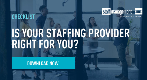 Is your staffing provider right for you? [Checklist]