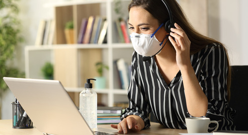 Benefits of remote call centers for vaccine scheduling