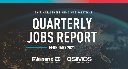 Staff Management | SMX and SIMOS Solutions identify top supply chain jobs