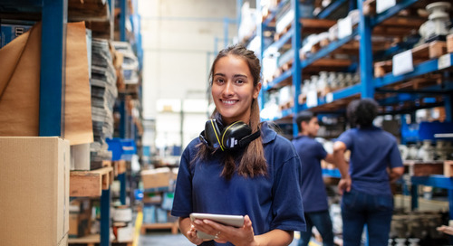 Recruit warehouse workers like a pro