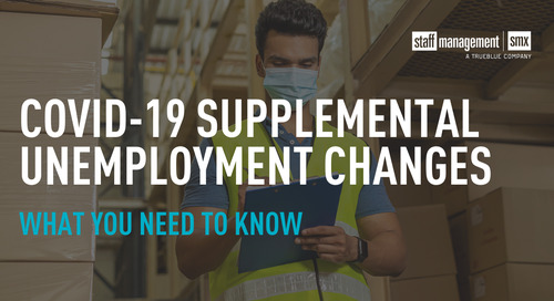 COVID-19 supplemental unemployment changes: What you need to know