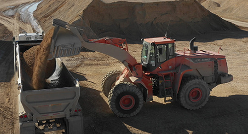 Texas Quarry Lifts Productivity with Loader Scales