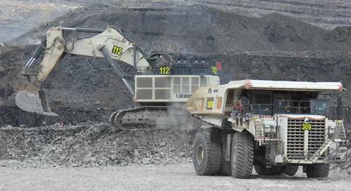 Australian Mining Excavator Productivity Gains