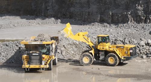 REO Maximize Quarry Outputs