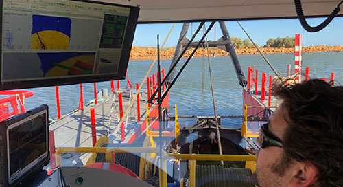 Precision Guided Dredging
