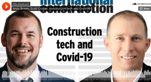 [Podcast] Construction Tech and COVID-19