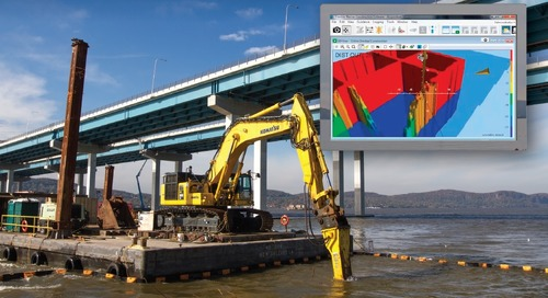 Tappan Zee Constructors 'See' Below the Hudson River