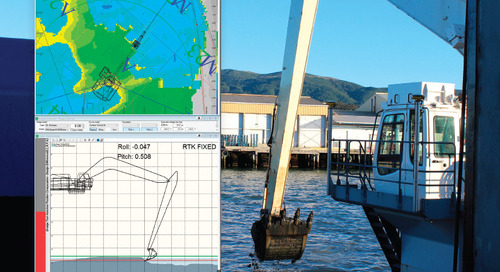 Port Otago Dredging Moving Forward