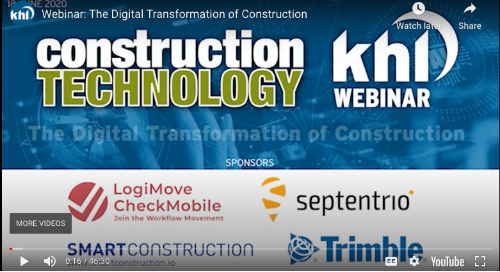 [WEBINAR] The Digital Transformation of Construction
