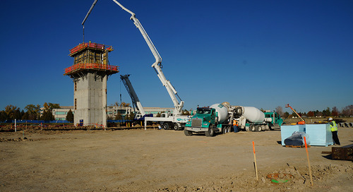 Concrete Producer Leverages Real-time Mixer Truck Location Tracking and Status