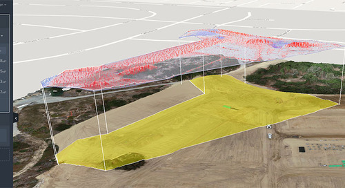 Whitaker Construction Maps, Measures and Models with Drone-Enabled Ease