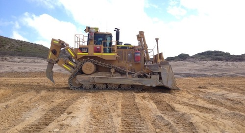 Georgiou Completes Australian Earthworks Project Two Months Ahead Schedule