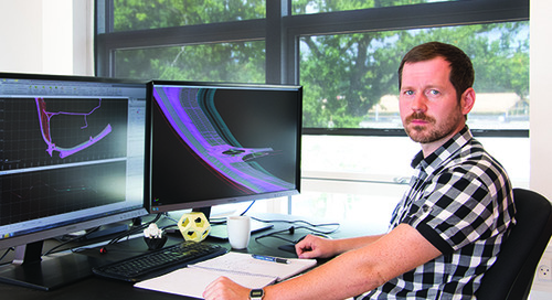 Spotland Builds Accurate 3D Models More Quickly with Business Center