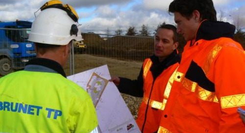 Brunet TP Group: From Innovation to Eco-development with Trimble SCS900 Site Controller Software