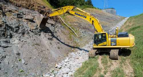 Technology Enables Construction Continuity
