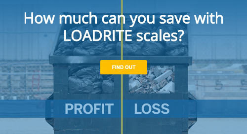 How much is dumpster overloading costing you?