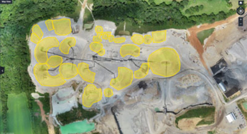 Haydon Materials Takes Aerial Control of Inventory Management
