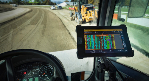 Trimble Extends Earthworks 3D Control to Soil Compactors (Video)