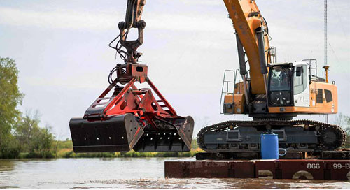 Underwater Visualization Drives Timely, Successful Habitat Restoration Project