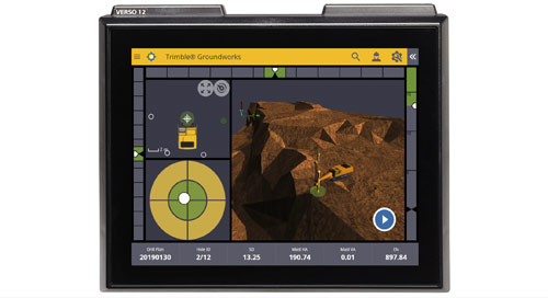 Trimble intros Groundworks machine control for optimizing drilling, piling jobs