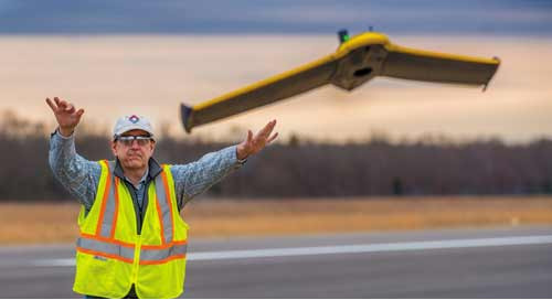 As Drone Technology Takes Flight, Data Storage Becomes Key