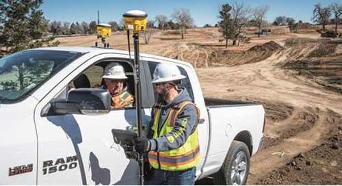 Surveying equipment: game-changing