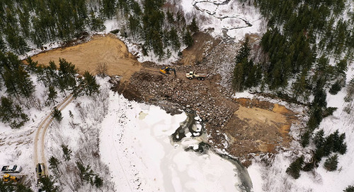 Trimble GuidEx Helps Resource Exploration Companies Save Money on Pre-Surveys in Remote Locations